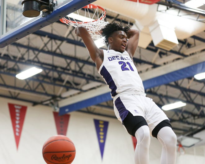 Senior Des Watson led DeSales in points, rebounds and assists to help the Stallions reach the Division II state tournament.