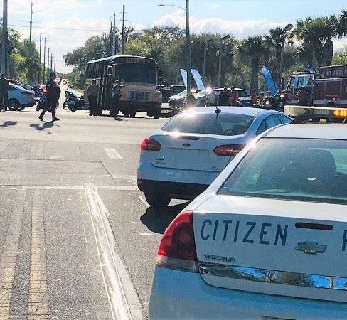 Daytona police said Seth Whitmer, 29, of Daytona Beach was injured when his motorcycle crashed into a school bus March 9. Whitmer died Wednesday, March, 17, police said. He was the eighth person to die in motorcycle-related accidents during Bike Week 2021.
