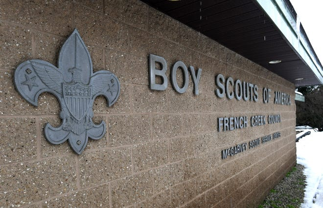 The headquarters for the French Creek Council of the Boy Scouts of America is on Robison Road in Summit Township, The council coordinates  activities for Scouts in six counties in northwestern Pennsylvania.