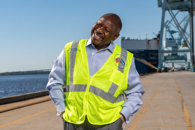 Charles Spencer, a longshoremen's union leader and three-time college dropout, founded a college scholarship fund in 1995 that's still going strong today.
