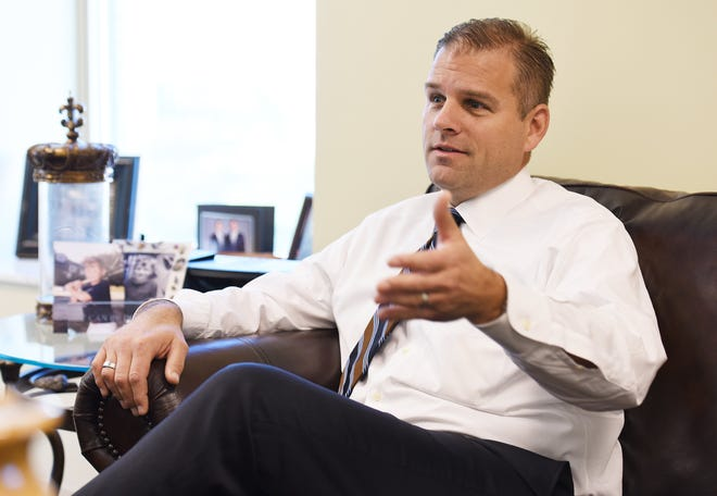 Public Defender Matt Shirk sits down with The Florida Times-Union for a 2015 interview.