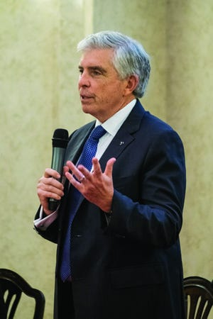 Former ambassador to Portugal Robert Sherman, who served under President Barack Obama, will present a free UMass Lowell program for the public that will examine U.S.-Portuguese relations on March 25.