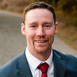 Kurtis Abraham of Wells Fargo Advisors in Holland