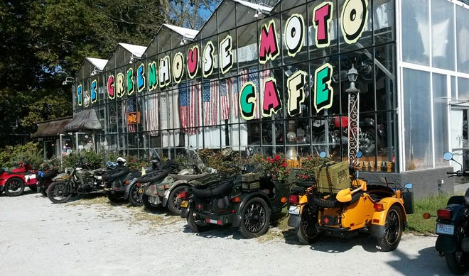 On Feb. 21, COVID restrictions were lifted, and Greenhouse Moto Café in Mills River is now back in the live music business, offering it now every Friday, Saturday and Sunday.