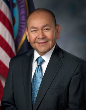 Governor Bill Anoatubby, Chickasaw Nation
