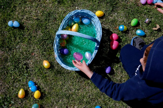 Children can still fill their Easter baskets this year at several planned egg hunts and events.