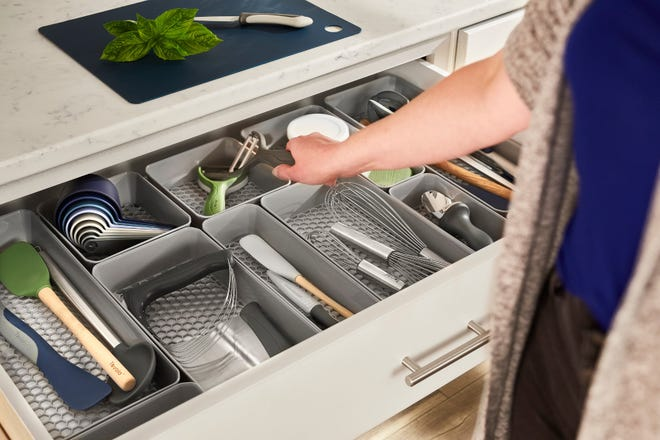 With a bit of cleaning and organization focused in key areas of your home, you'll be feeling refreshed and revitalized this spring.