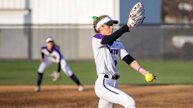Tarleton softball's Bridges Tristan fired a complete-game shutout to lead the Texans to a 1-0 win over Abilene Christian on Wednesday. Bridges allowed just three hits, two walks, and hit three batters while striking out four along the way.