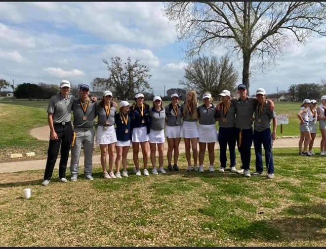The Stephenville High School Bees and Jackets golf teams both finish third on Tuesday at the Gatesville Golf Course.
