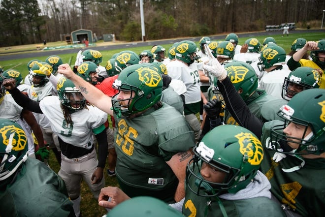 Methodist will face Huntingdon on Saturday for the USA South championship.
