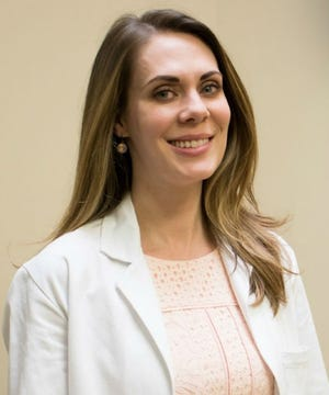 Dr. Andrea Placzek, board-certified radiologist with Mercy Hospital Northwest Arkansas.
