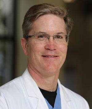 Dr. Stephen Seffense, general surgeon at Mercy Fort Smith.
