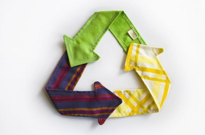 Westborough Girl Scout Troop 30508 will hold a Textile Recycling Drive from 9 a.m. to noon March 27.