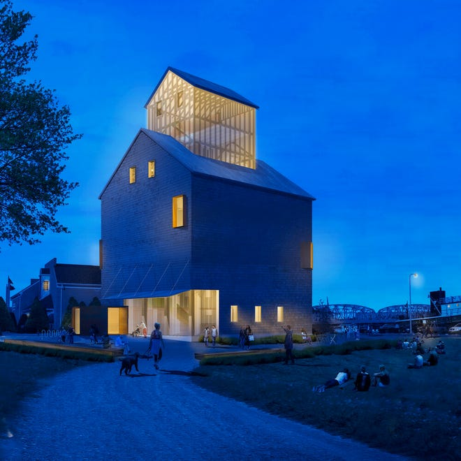The design to rehabilitate and transform the Teweles and Brandeis grain elevator on the West Side waterfront of Sturgeon Bay into a public event space called Door County Granary won a Progressive Architecture Award in the 68th annual international competition.