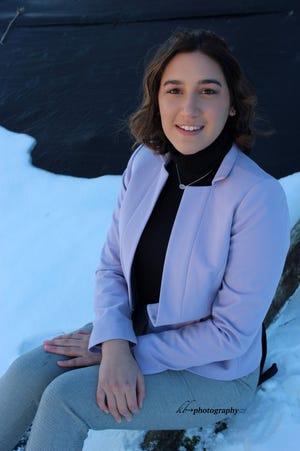 McKenna Moffitt, FFA Student Teacher at UCHS