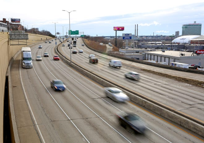 A disputed plan to expand part of I-94 on Milwaukee's west side from six lanes to eight lanes will undergo more review.