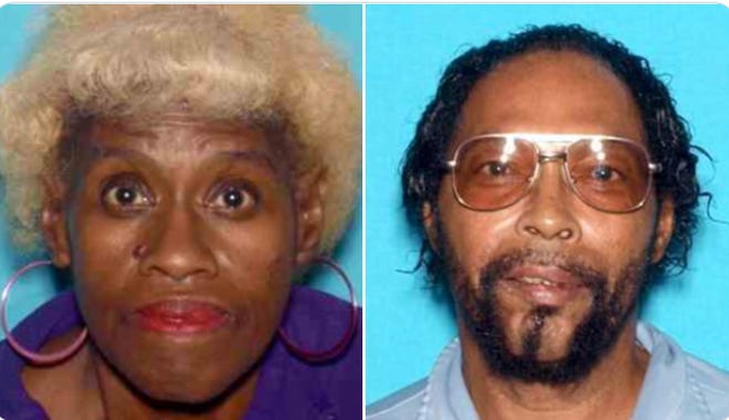 Police are searching for husband andwife, Linda and Joel Hamilton, both69.