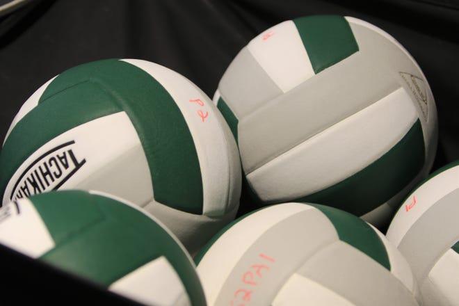 High school volleyball promo.