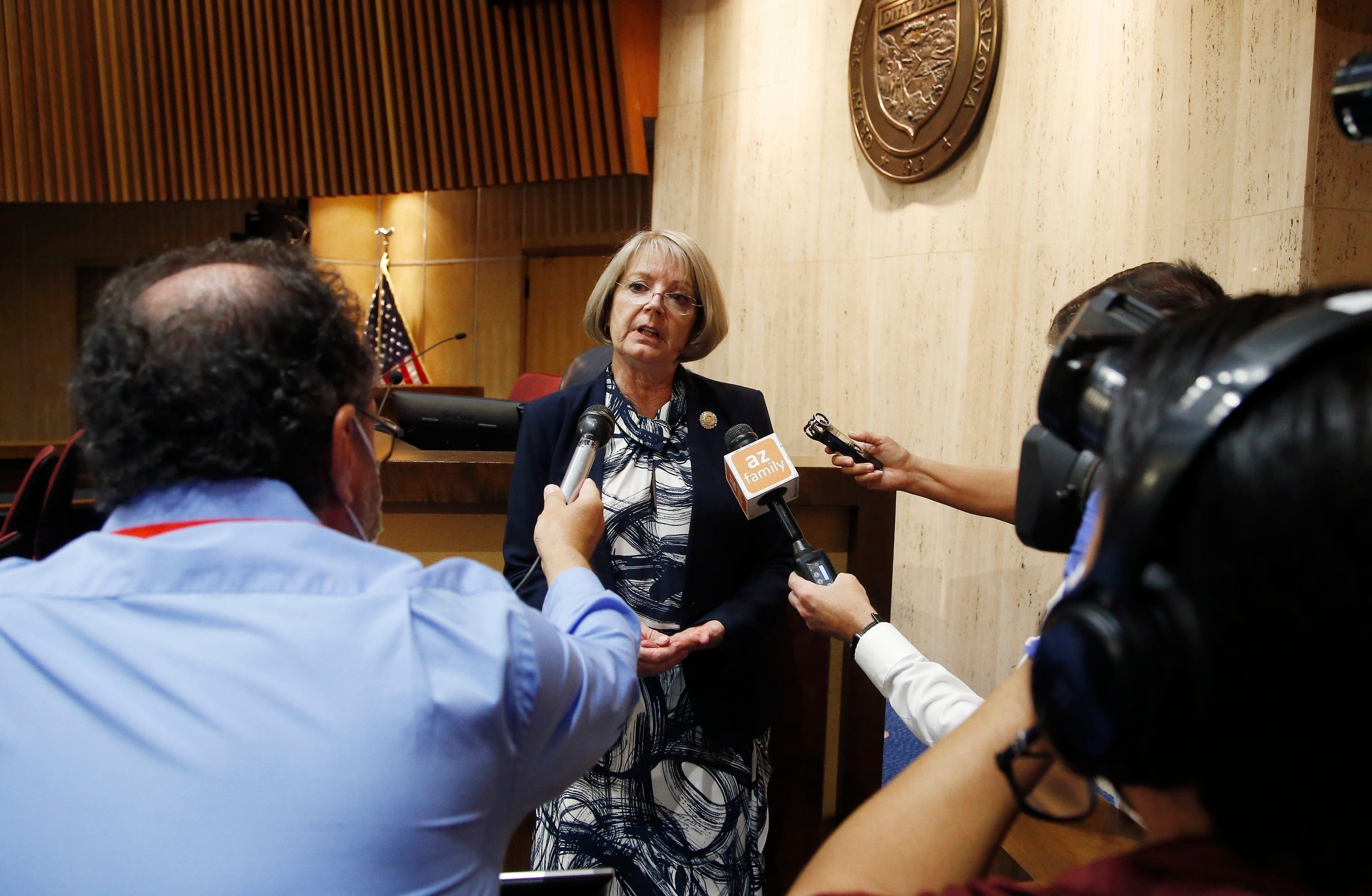 Justice Department asks Arizona Senate to respond to concerns about election audit
