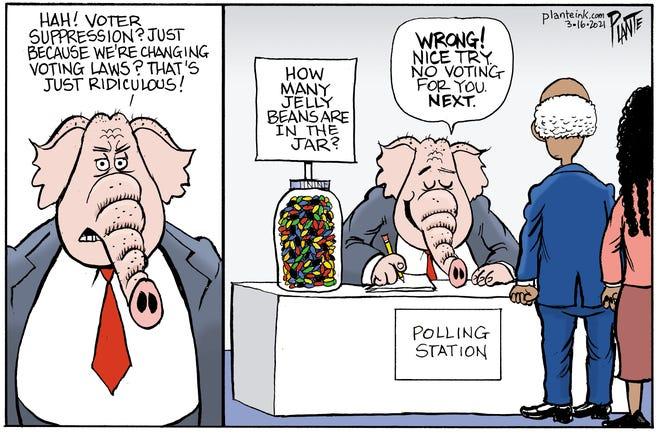 Jelly Bean Democracy
