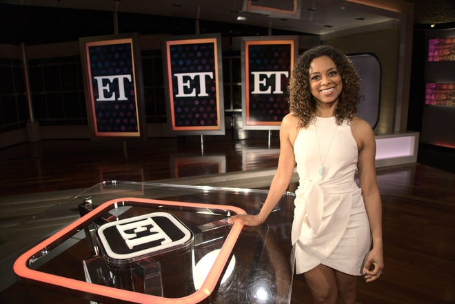 "Nischelle Turner named first Black woman to co-host ""Entertainment Tonight."""