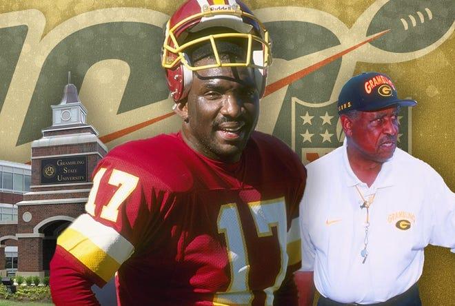 Former Grambling QB Doug Williams was Super Bowl 22's MVP and played for legendary HBCU coach Eddie Robinson.