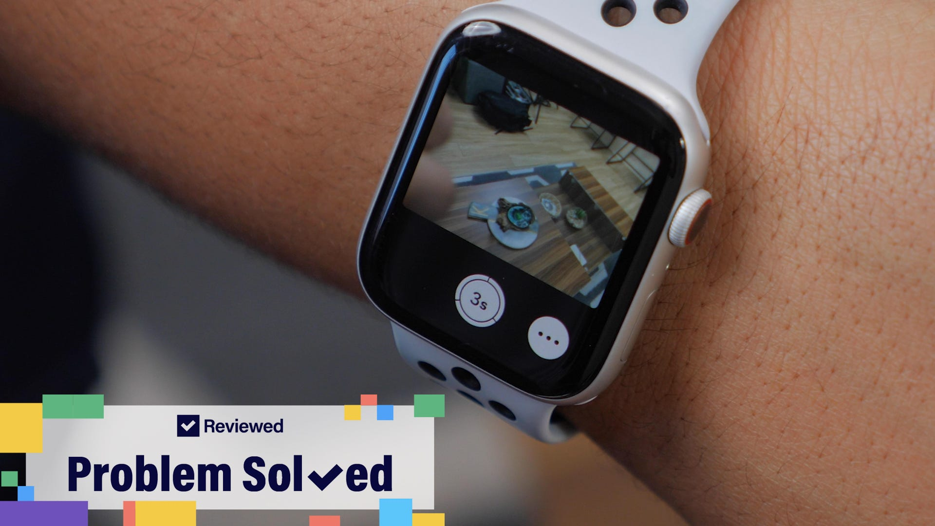 How to pair your smartwatch with the camera on your phone
