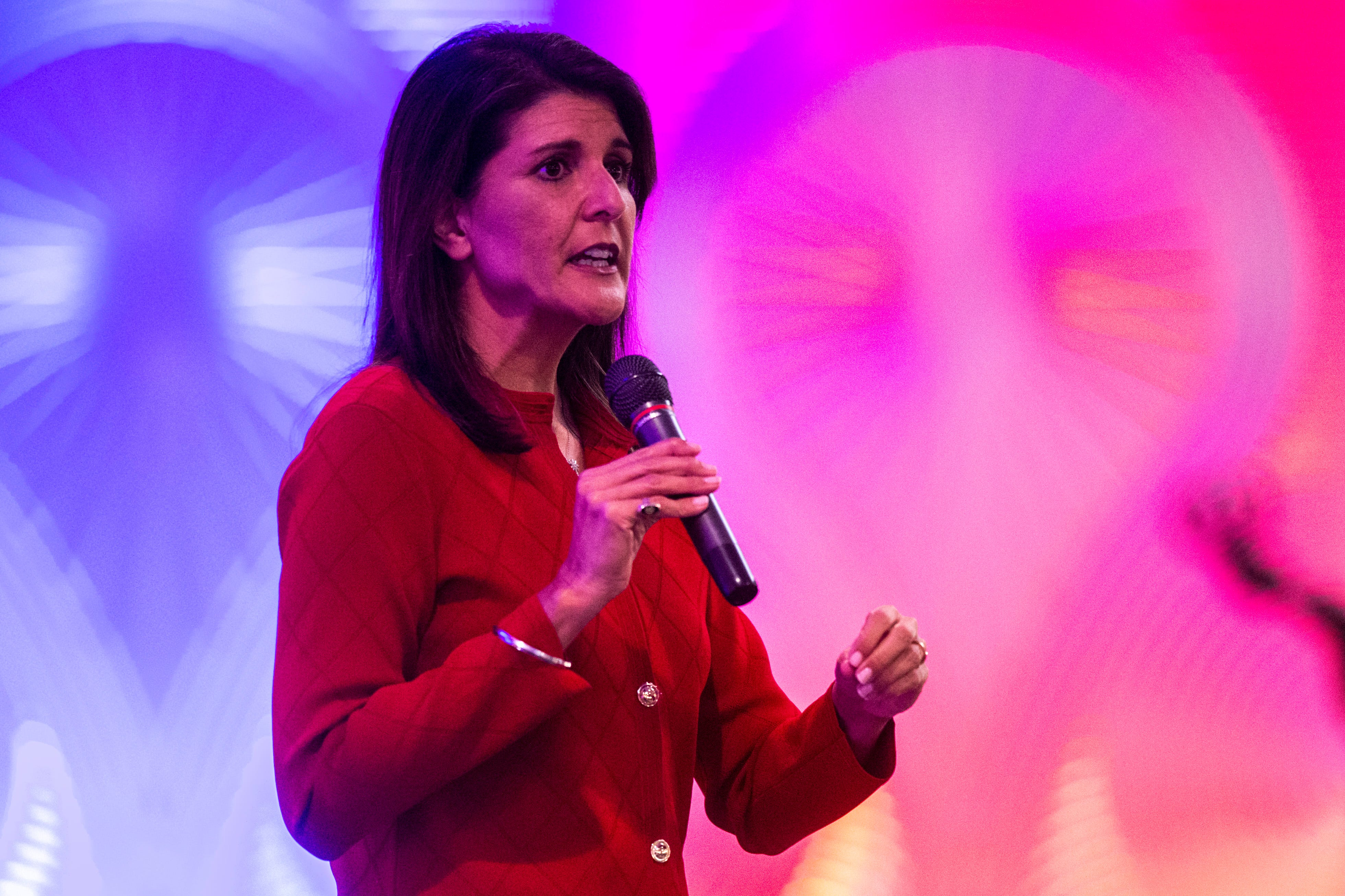 Nikki Haley outlines her vision of the Republican future (with or without Donald Trump)