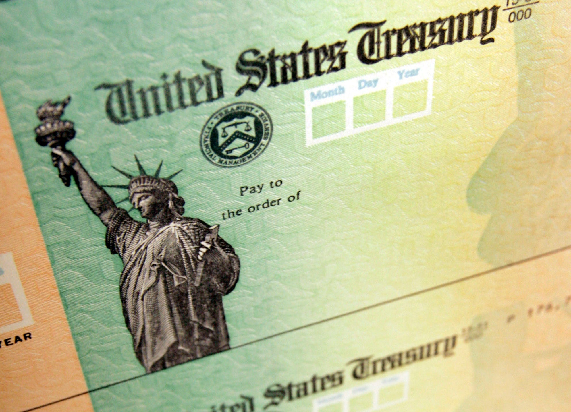 Legislation signed in New York preventing stimulus checks from being taken by debt collectors