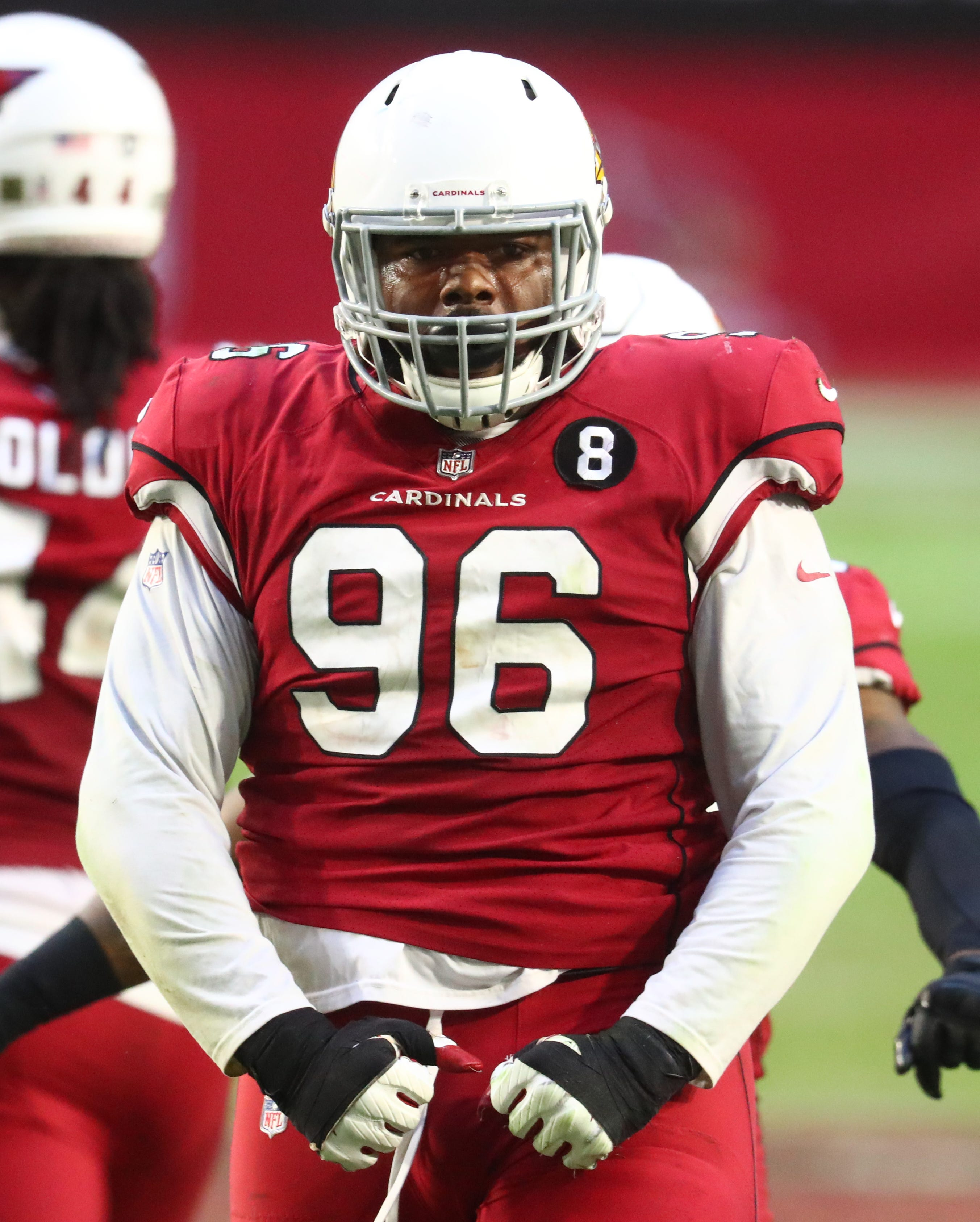 DL Angelo Blackson, from Arizona Cardinals to Chicago Bears (free agent)