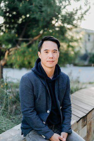 Author Charles Yu participated in a conversation with journalist Lisa Ling as the Friday keynote for SXSW Online on March 19, 2021.