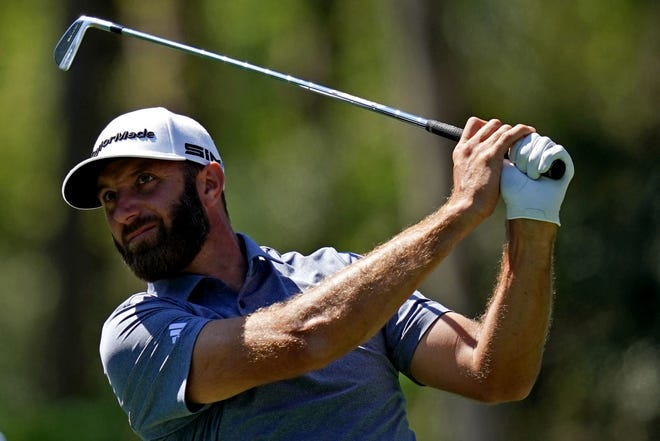 Dustin Johnson, who won the 2017 WGC-Dell Match Play event, returns as the defending Masters champion and the No. 1 player in the world.