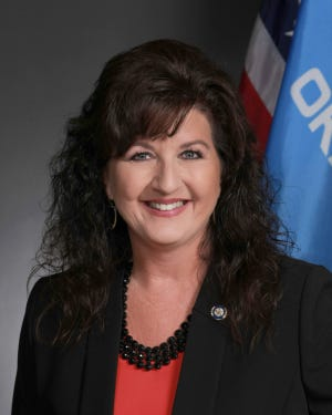 Tammy Townley serves District 48 of the Oklahoma House of Representatives, which includes parts of Carter, Garvin and Murray counties.