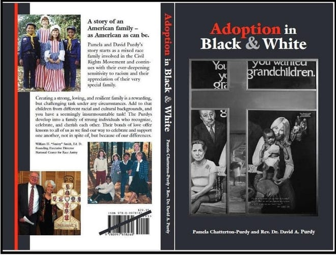 """""""Adoption in Black and White,"""" by Pam Chatterton Purdy and Rev. Dr. David A. Purdy"""