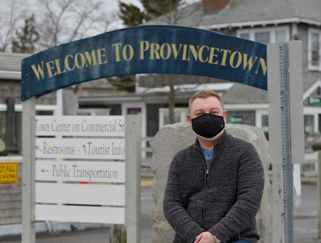 """Radu Luca is the executive director of the Provincetown Chamber of Commerce and was once a J-1 worker on the Cape. """"I'm cautiously optimistic we'll get our workforce back,"""" he said. """"Last year was really difficult,"""" he says."""