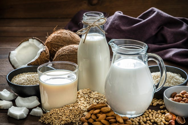 Today's market offers a variety of milk alternatives to meet dietary needs.