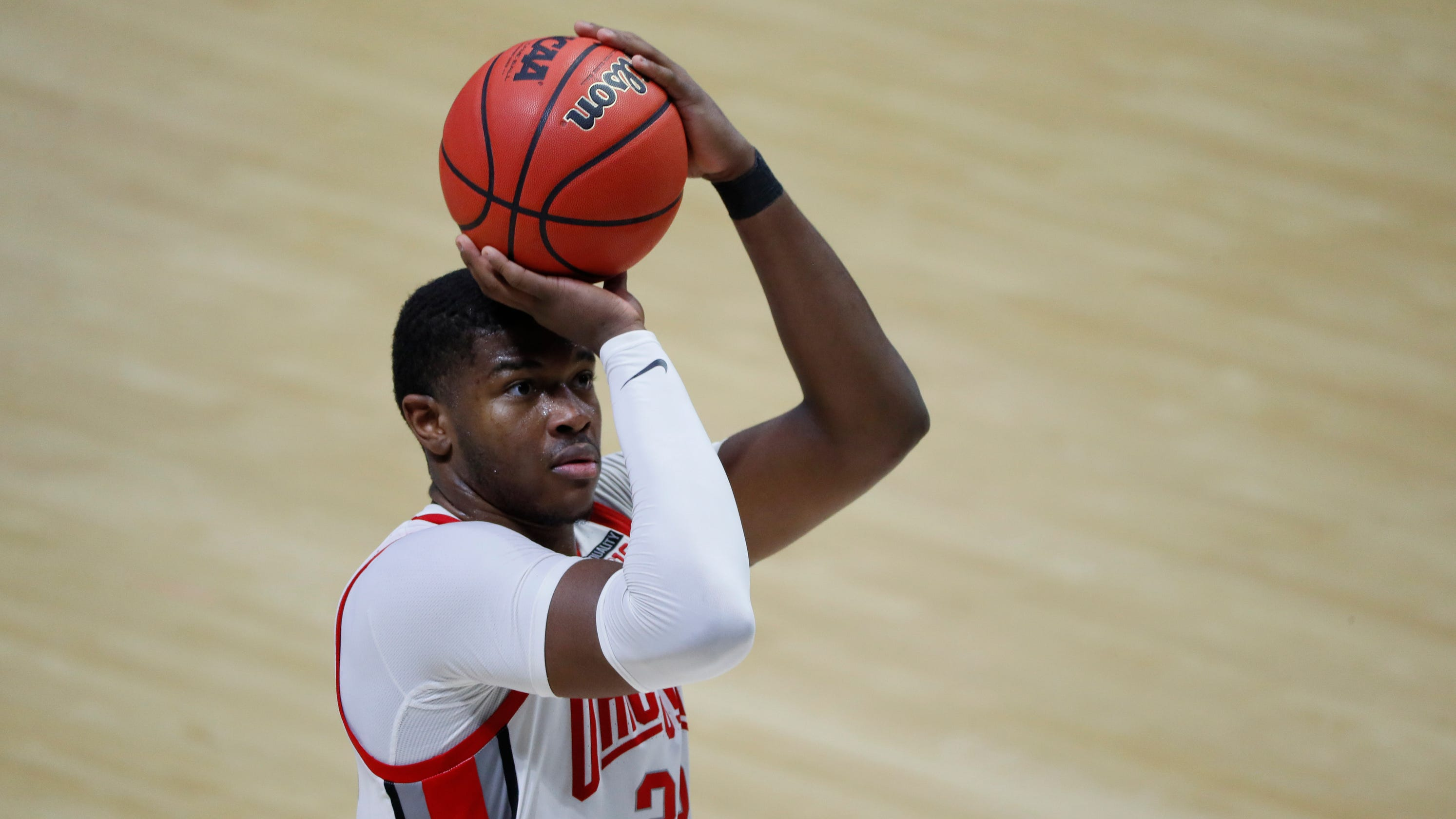 Ohio State's E.J. Liddell shares threats vulgar insults received after Oral Roberts loss – USA TODAY
