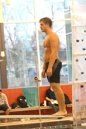 Coldwater senior Cole Neitzka capped off a tremendous four year career with a trip to the MHSAA Dive Regionals this week