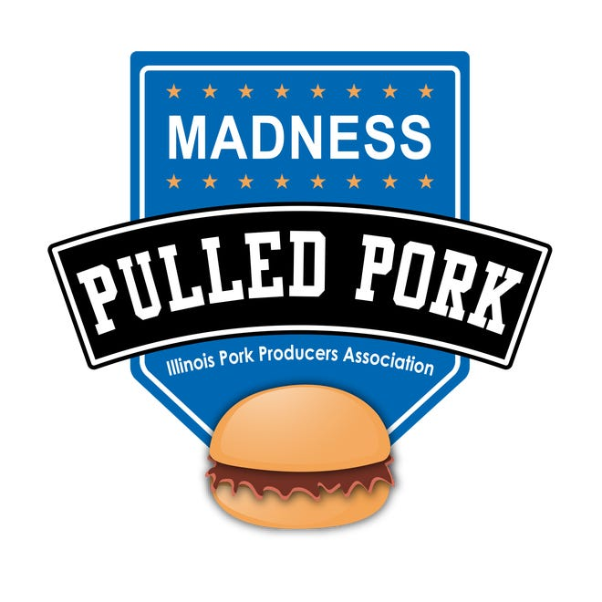 """Big Catz BBQ, out of Knoxville, is one of the """"sweet"""" 16 semifinalists in the Illinois Pork Producers Association's annual Pulled Pork Madness tournament, aimed at spreading awareness of the best pulled-pork dishes in the state."""