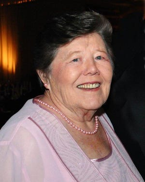 """Kathleen Bridget """"Kitty"""" McCarthy, age 89, passed away March 13. Services will be held Saturday, March 20, at Our Lady of the Lake Catholic Church. McCarthy, a longtime supporter of Lake Regional Health System, logged more than 37,000 volunteer hours at the hospital. Under her leadership, the hospital Auxiliary contributed more than $2.7 million to support health system projects."""