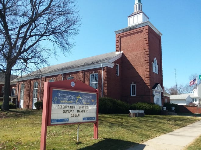 The building, at 171 Aultman Ave. NW that housed the Westminster Community Church, has been sold to Harter Heights Community Church. Westminster held its final service Sunday.