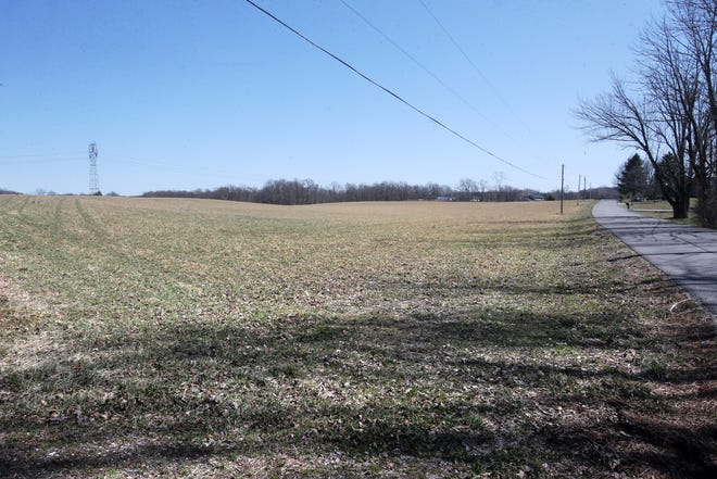 The land Stark Park District owns in Marlboro Township at one time was a farm in the Bingham Family. It sits west of Marlboro Avenue NE,east of Osborne Avenue NE and north of Allen Drive NE.