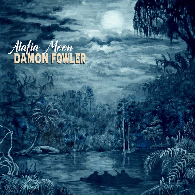 """Damon Fowler's album """"Alafia Moon"""" comes out March 26 on Landslide Records."""