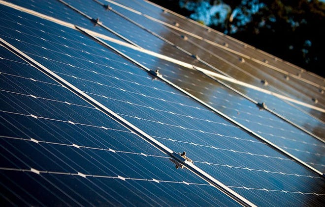 Renewable energy is created from sources that do not deplete or can be replenished within a human's life time. The most common examples include wind, solar, geothermal, biomass and hydropower. Several area electrical service providers offer renewable programs and net metering.