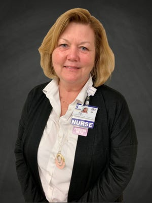 Sue McCauley is the new director of patient care for Beebe Healthcare's two cancer centers.
