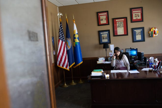 Topeka Mayor Michelle De La Isla, who announced in March that she wouldn't seek re-election, is joining the Draper Richards Kaplan Foundation to lead its Midwestern strategy and grantmaking.