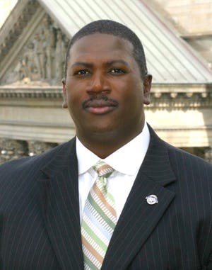 James Jackson, city of Topeka director of public works