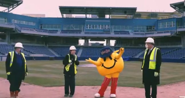 Baseball is coming soon to Polar Park in Worcester, and some are more excited about it than others.