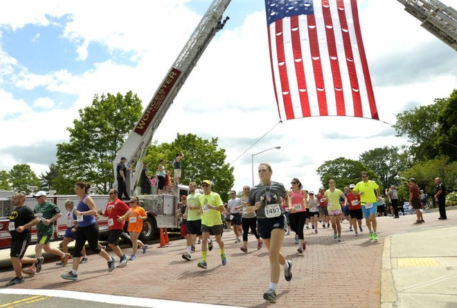 The Worcester Firefighters 6K may run this fall, if race officials get the go-ahead.
