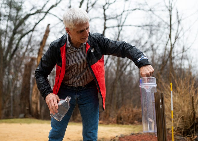 The National Weather Service (NWS) in Boston and Norton is always looking for volunteers to report rainfall and snowfall totals. Milford resident Paul Driscoll has been doing this for the NWS at his home for over a decade.